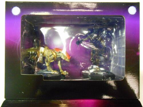 "Eaglemoss Aliens rétro collection #3 /""Panther /& Scorpion/"" 2-Pack Figurine"