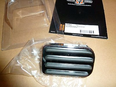 rear brake pedal pad  for harley davidsons fxwg fx  and custom application new