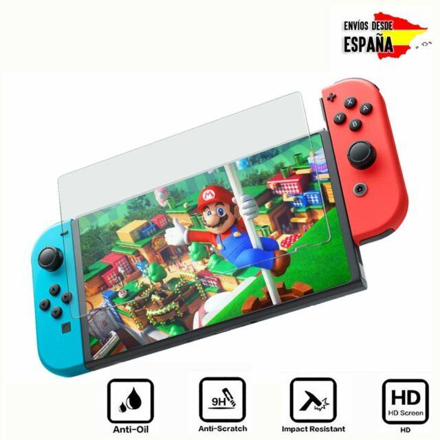 Protector Nintendo Switch cristal templado para la consola portátil