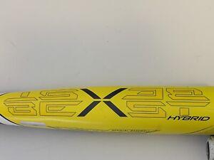 YBB18BXH10 28//18 Beast X Hybrid Little League Baseball Bat 2 5//8 Used Easton,