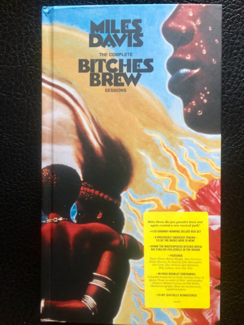 Andet, MILES DAVIS, Bitches Brew The Complete Sessions,…