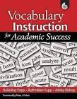 Vocabulary Instruction for Academic Success by Hallie Kay Yopp, Ashley Bishop, Ruth Helen Yopp (Paperback / softback, 2008)