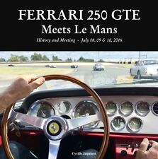 New Book Ferrari 250 GTE (not brochure) Club GTO SWB