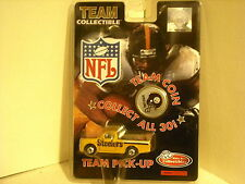 White Rose Collectables Ford Pick up truck NFL Pittsburgh Steelers