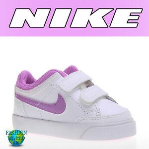 nuevo concepto mejores ofertas en mejor mayorista Nike Size 10C Capri 3 LTR (TDV) White/Fuchsia Toddler Sneakers NIB ...