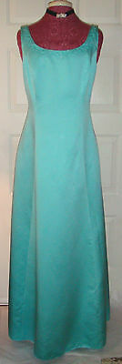 David's Bridal 2 Piece Tiffany Blue Mother of the Bride Dress Size 14