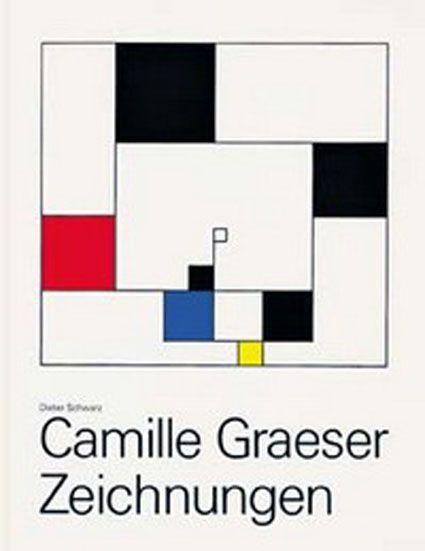 Fachbuch Camille Graeser, Zeichnungen, Werkverzeichnis Band 1, TOP Buch, NEU