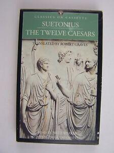 Suetonius-The-Twelve-Caesars-Classics-on-Cassette-Audio-Abridged-Audiobook