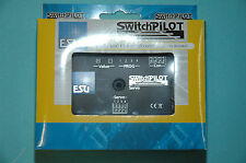 ESU 51822 SwitchPilot 2.0 4 Compartiment Servodecoder DCC/MM + RailCom NEUF