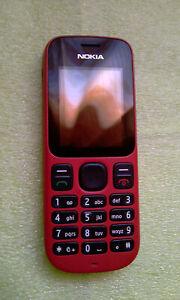 Nokia 101 Double Twin Sim-Corail Rouge-Téléphone portable-Original-Neuf