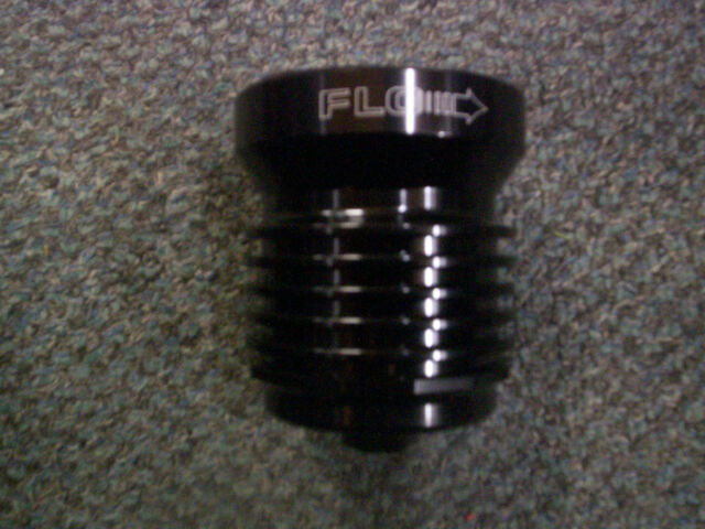 FLO Stainless Steel Reusable Oil Filter Harley Davidson  Dyna Glide Twin Cam
