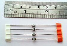 4 X BYV26E diodos Recuperación Rápida Typ:75ns hacer TFK (Telefunken), vendedor del Reino Unido