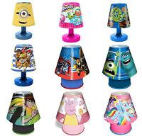 Disney & Niños Tv Personaje KOOL lámpara dormitorio infantil mesita noche Deco