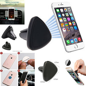 Universal-Grip-Magic-Cradle-Air-Vent-Magnetic-Holder-Car-Mount-For-Mobiles-Cell