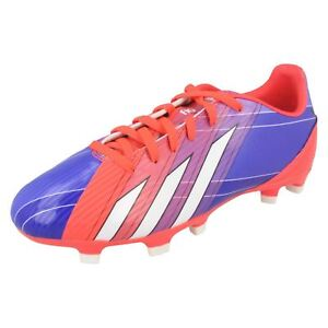 17150d502bf Image is loading Boys-Adidas-Lionel-Messi-Football-Boots-039-F10-