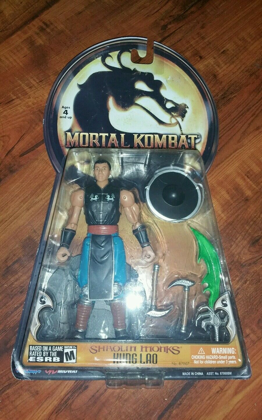 MORTAL KOMBAT SHAOLIN MONKS 6