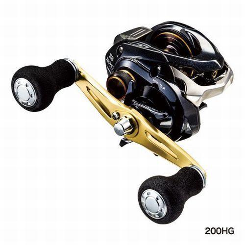 Shimano Shimano Shimano GRAPPLER BB 200-HG Baitcasting Reel Nuovo! 684d67