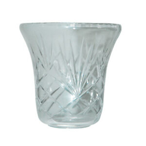 Searchlight-Malaga-6inch-Lead-Crystal-Hand-Cut-Glass-Light-Shade-Replacement-New