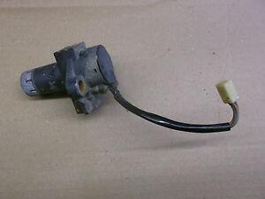Ignition Switch For Suzuki GS 550 EX 1981