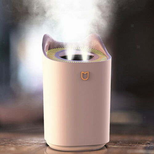 Großraum Luftbefeuchter   3000 ml Ultraschall Luftbefeuchter für Schlafzimmer,
