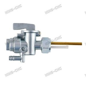 Fuel Gas Petcock Valve Switch For Kawasaki KD80 KT250 Trials KE100A KM100A G5100