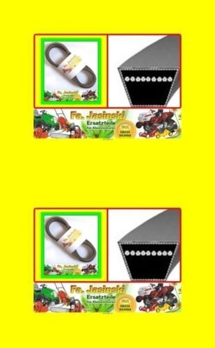 Keilriemen für MTD RS 125//96-13D1452F600 754-04038 754-04039 2007