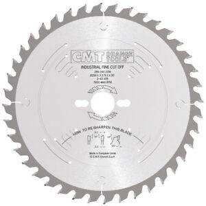 LAMA-CIRCOLARE-WIDIA-da-250-400-mm-foro-30-mm-CMT-per-LEGNO-SERIE-INDUSTRIALE