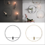 Wall-Mounted-3D-Geometric-Round-Tea-Light-Candle-Holder-Metal-Candlestick-Decor
