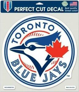 Toronto Blue Jays Perfect Cut Decal (New) Calgary Alberta Preview