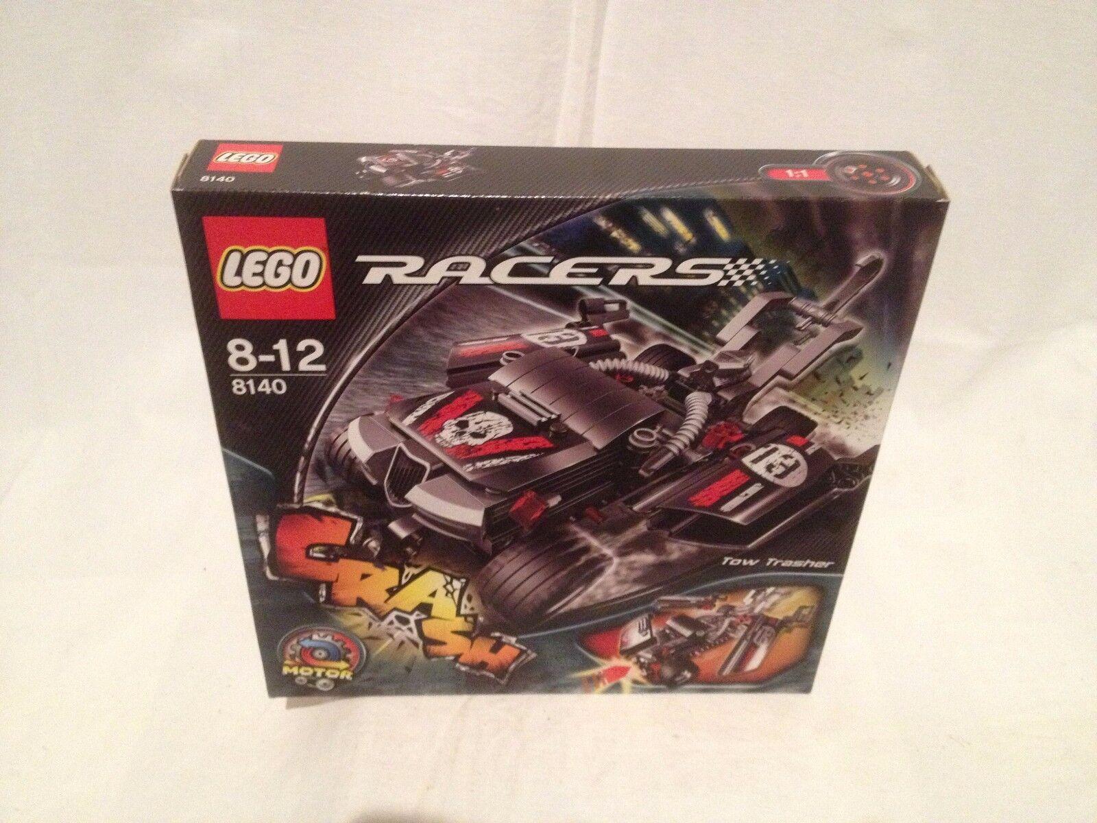 Lego Racer 8140 Tow Trasher NEUF 1 édition