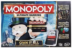 Monopoly-ultimate-banking-hasbro-nuovo