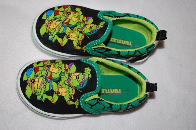 Toddler Boys Shoes TMNT Ninja Turtles