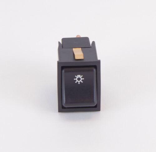 Classic Mini Faro Interruptor YUF101030 luces principales y Luz lateral del eje de balancín 1976-97