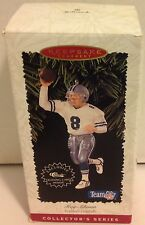 Troy Aikman Hallmark Keepsake Ornament Dallas Cowboys