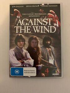 Against-The-Wind-DVD-2010-4-Disc-Set-All-Regions-Jon-English-Bryan-Brown