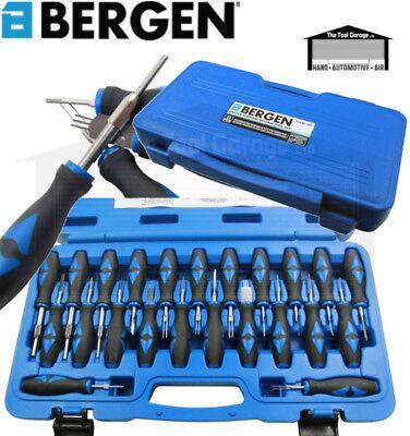 BERGEN 23pc MASTER Universal Terminal Tool Kit  B6647