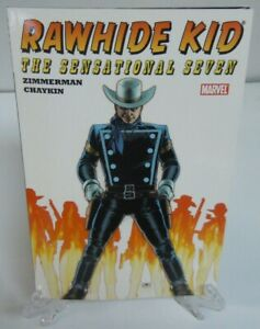 Rawhide-Kid-The-Sensational-Seven-7-Marvel-TPB-Brand-New-Trade-Paperback-Comic