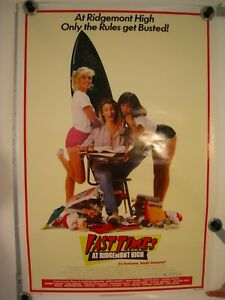 Fast-Times-At-Ridgemont-High-ORIGINAL-034-National-Screen-Service-034-MOVIE-Poster
