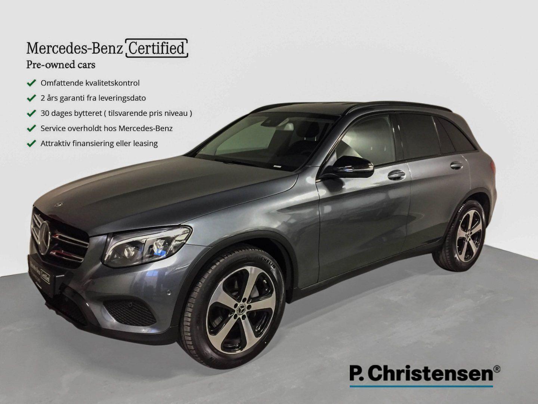 Mercedes GLC250 d 2,2 aut. 4-M 5d - 739.900 kr.