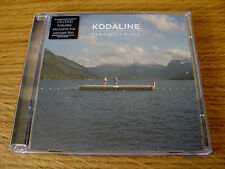 CD Double: Kodaline : In A Perfect World : CD & DVD Limited Edition