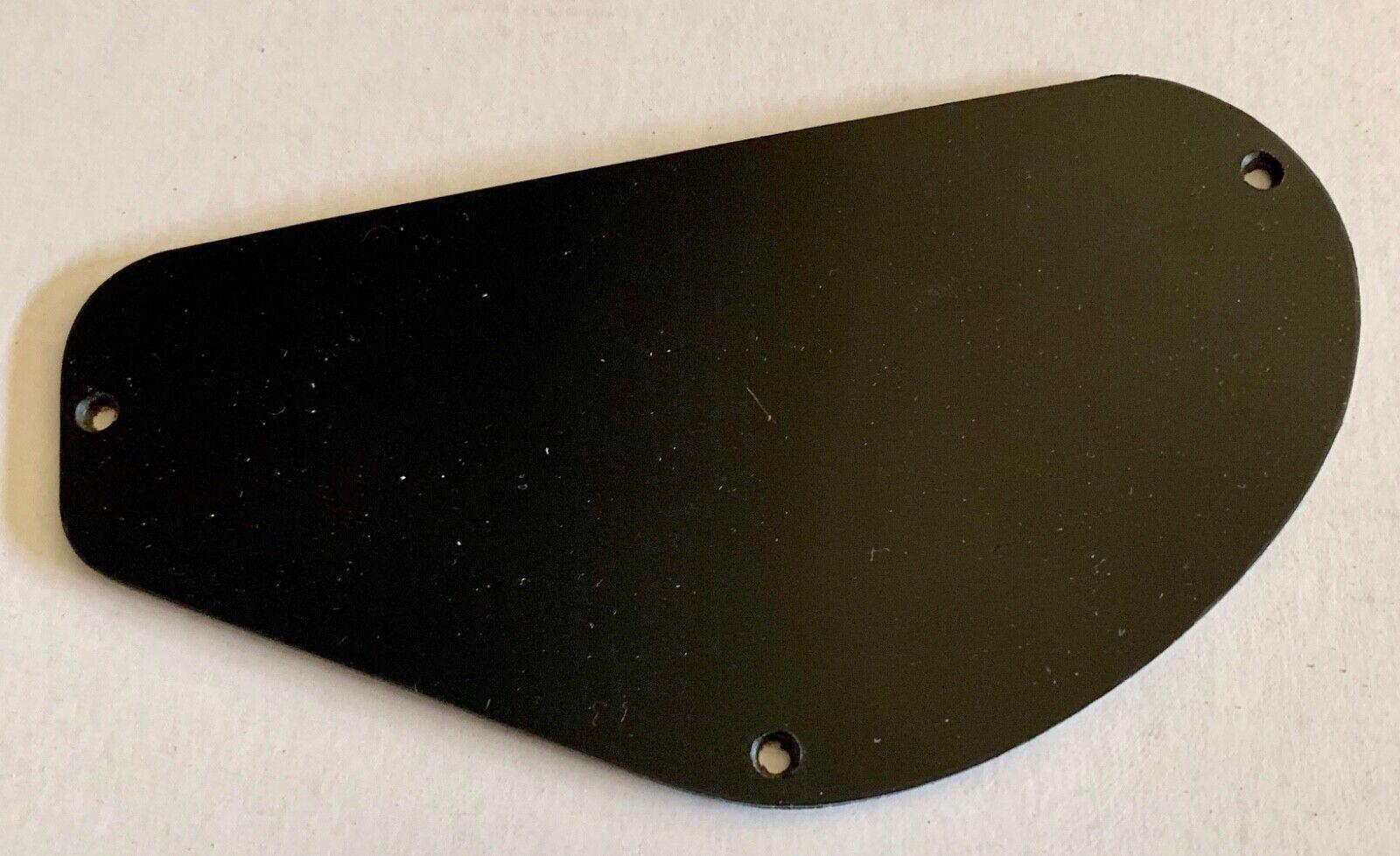 2008 Dean Demonator Bass Guitar Control Compartment Original Cover Plate