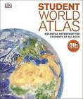 Student World Atlas by DK (Paperback, 2015)