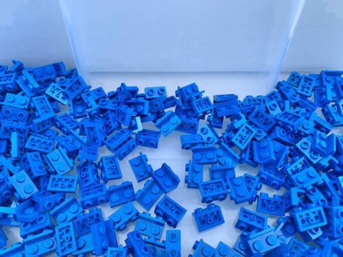 LEGO 99780 NEW 1X2 Blue Angle Bracket Up Plates 20 Pieces Per Order