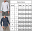 Mens-Slim-Fit-Long-Sleeve-Muscle-Tee-T-shirt-Casual-Tops-Blouse-Henley-Shirts thumbnail 2