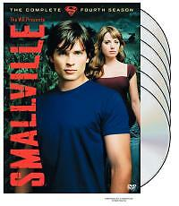 1 of 1 - Smallville - Series 4 - Complete (DVD, 2005, 6-Disc Set)