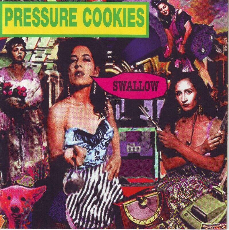 Pressure Cookies - Pressure Cookies (CD)