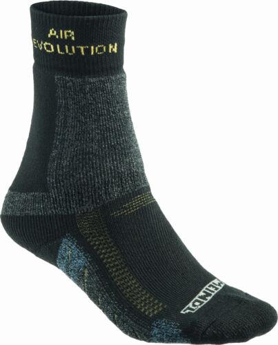 Anthracite Chaussettes Randonnée Trekking Chaussettes Meindl Air Revolution Socks 9682 FB