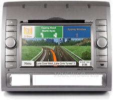 05-12 Tacoma In-Dash GPS Navigation DVD Stereo Bluetooth FM AM Radio AV Receiver