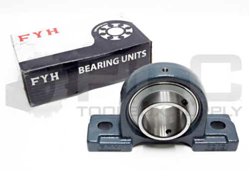NEW FYH UCP212-39J D1K2 PILLOW BLOCK BEARING UCP21239D1K2 2-7//16/""