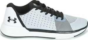 3f1a09591b1 Under Armour Women s Showstopper Lace-Up Athletic Shoes White Black ...